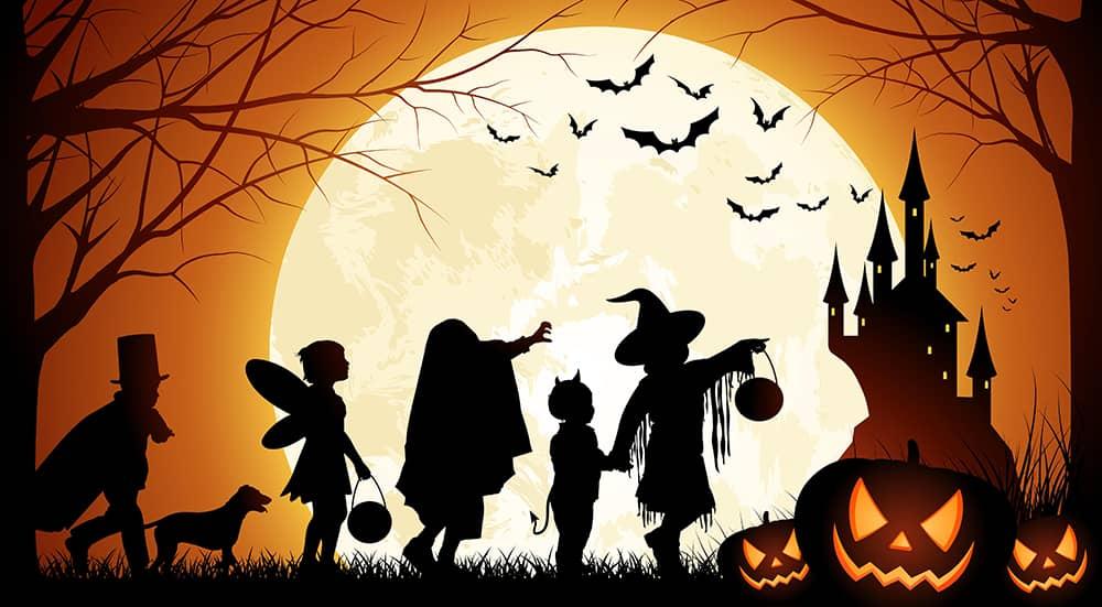 mi a jó a halloweenben