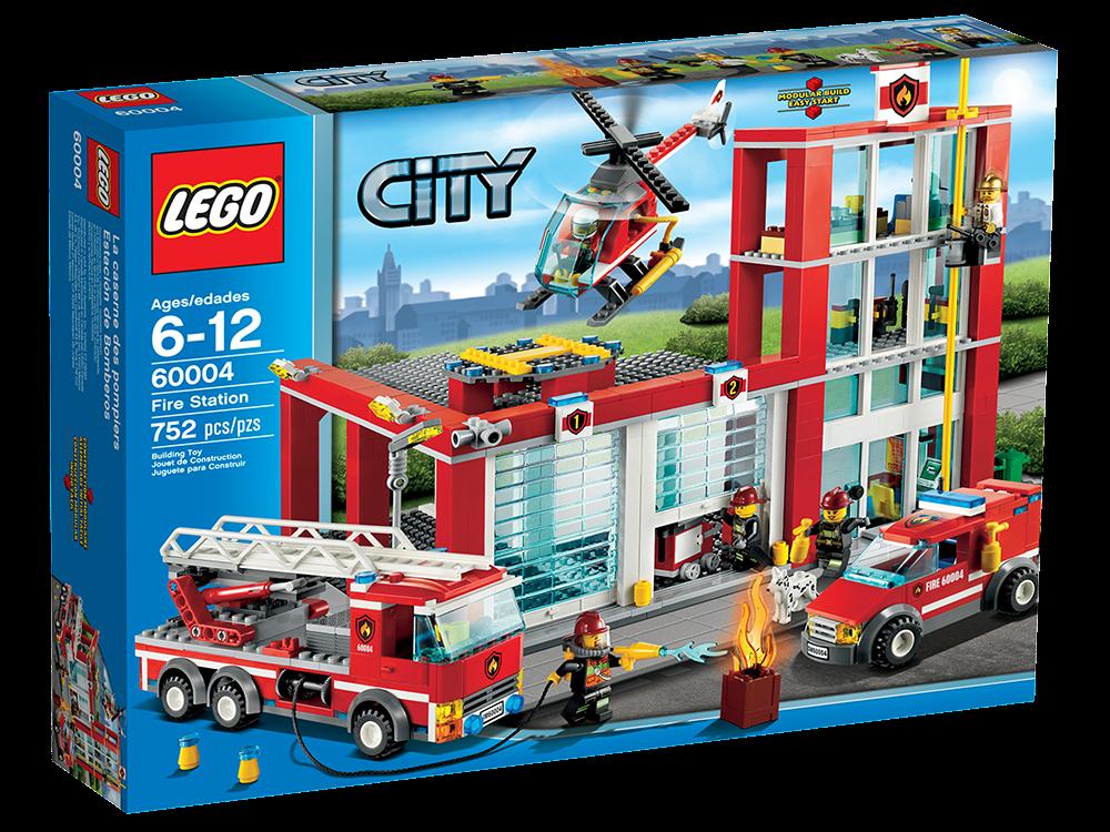 City lego tuzolto